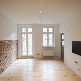 Modernisierung Wohnung