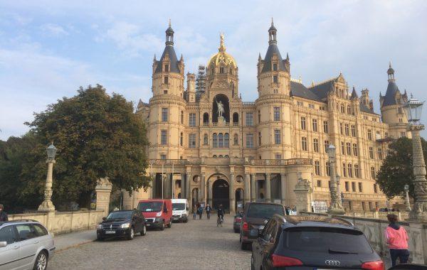 Malerarbeiten – Landtag Schwerin