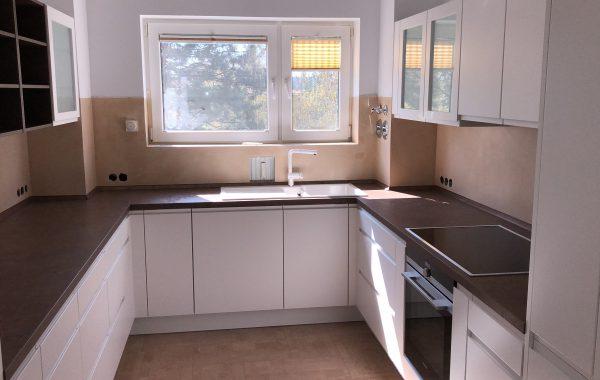 Mikrozement verlegen Küche